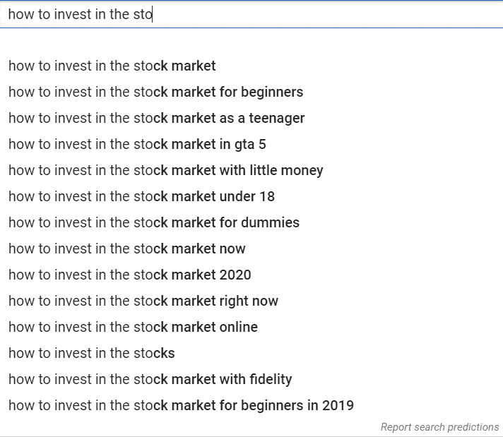 How to get rich with stocks