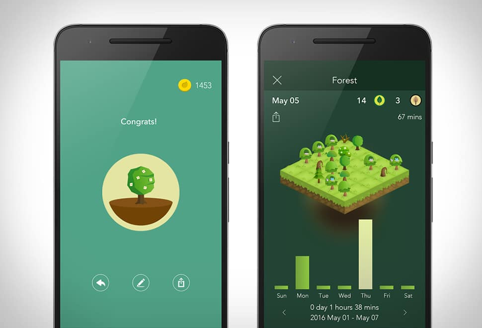 forest app for productivity