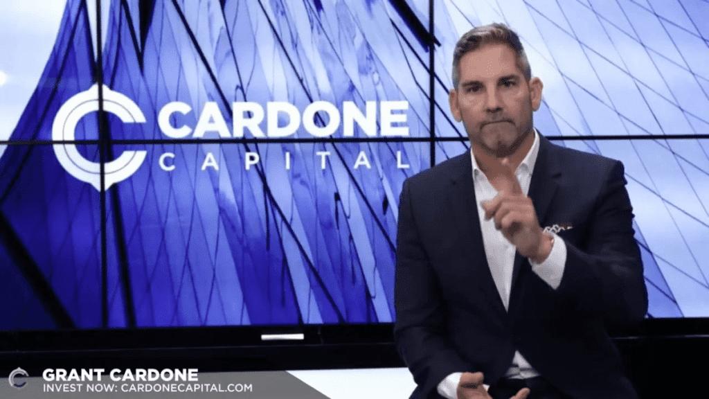 Grant Cardone's Company: Cardone Capital