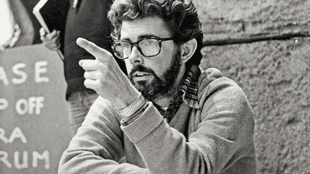 Young George Lucas