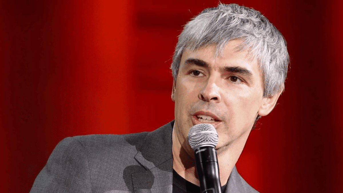Net worth of Larry Page