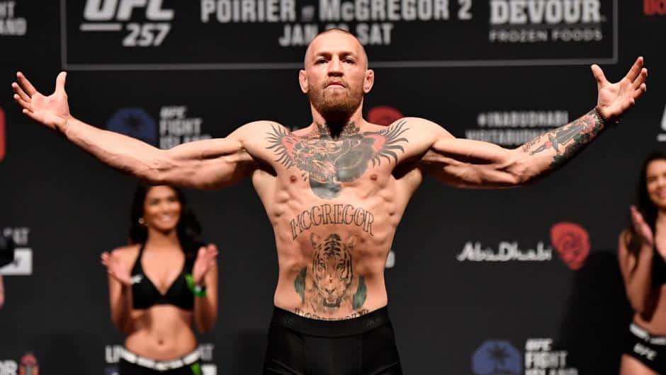Connor McGregor UFC Career